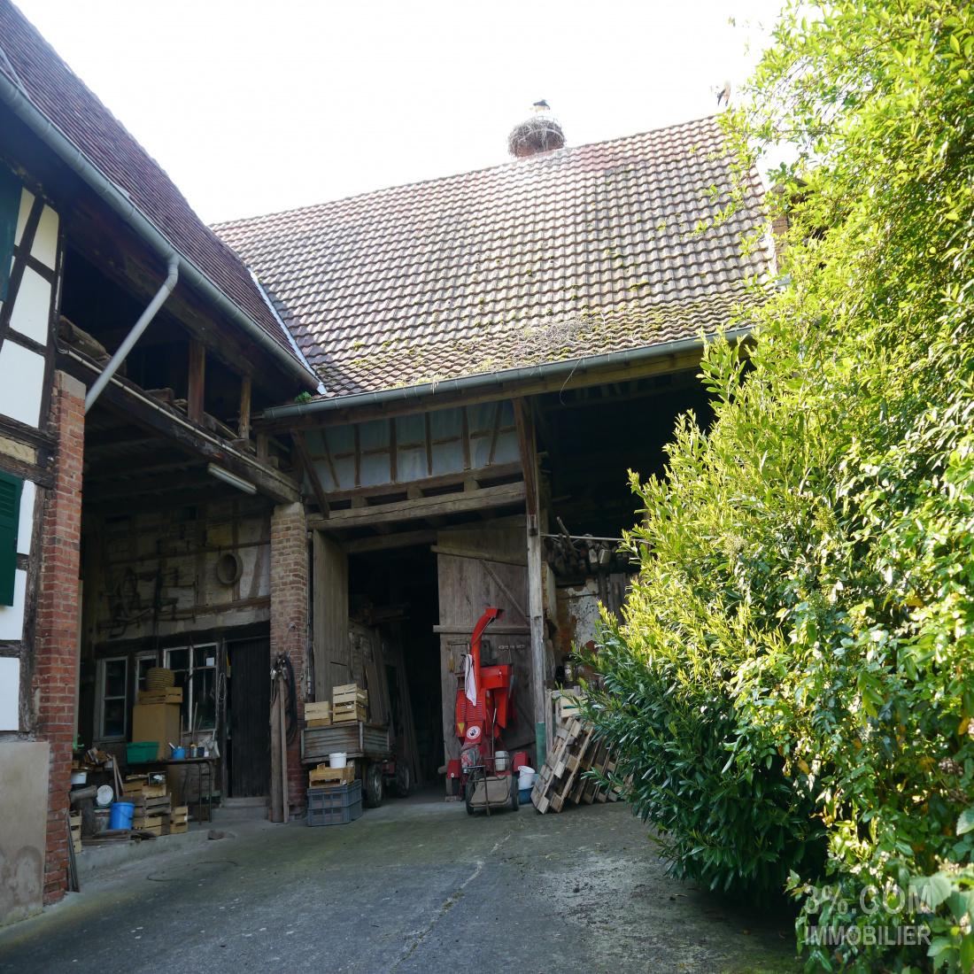 Rénover Une Maison Alsacienne vente maison à gougenheim